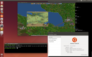 Screenshot - OpenTTD